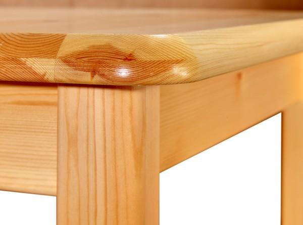 Недорогие столы из сосны