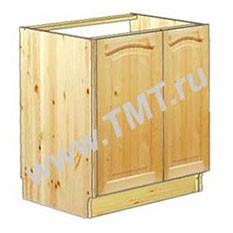 Шкаф под мойку напольный для кухни размером 70х60  см - купить в Москве недорого