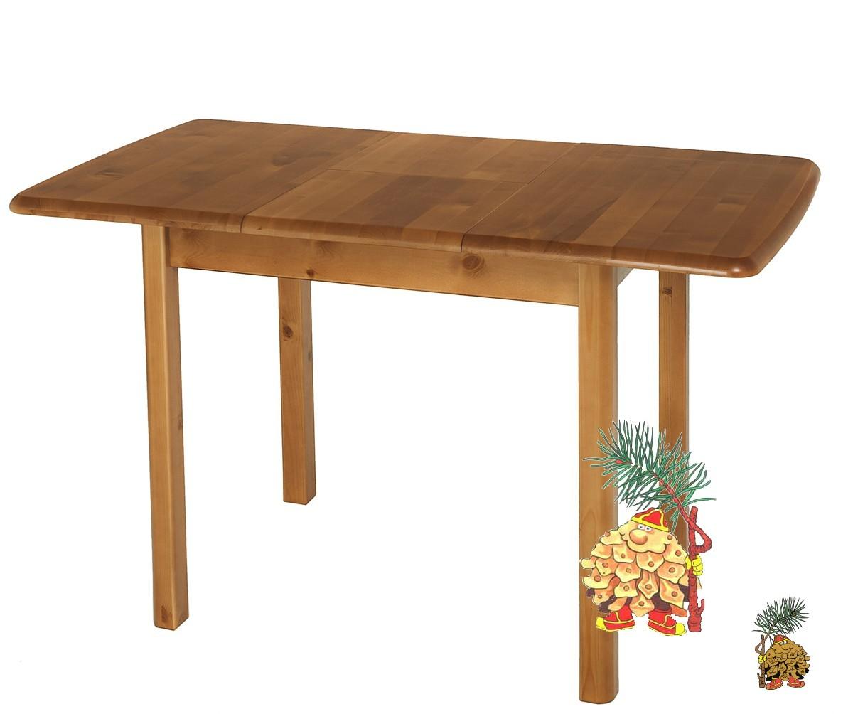 """Раздвижной обеденный стол из массива березы """"Теери"""""""