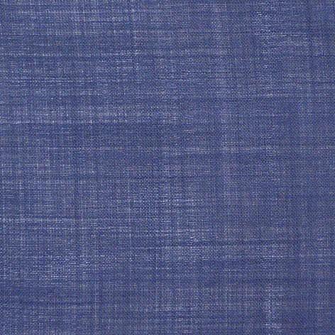 Синяя ткань для шторок, тонкая №2 купить в Москве недорого