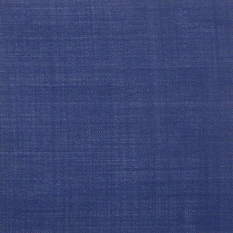 Необычные фасады для кухни в ТМТ, однотонная ткань  № 26 темно-синяя плотная