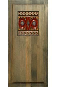 Филенка «Фенно-Скандия» 5-5-К-74х40 крашеная, только на заказ