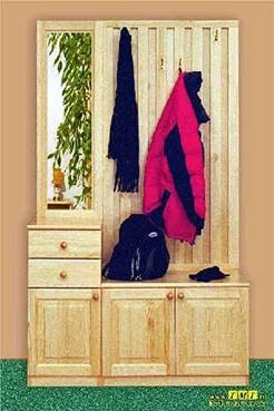 Комплект мебели для прихожей №1