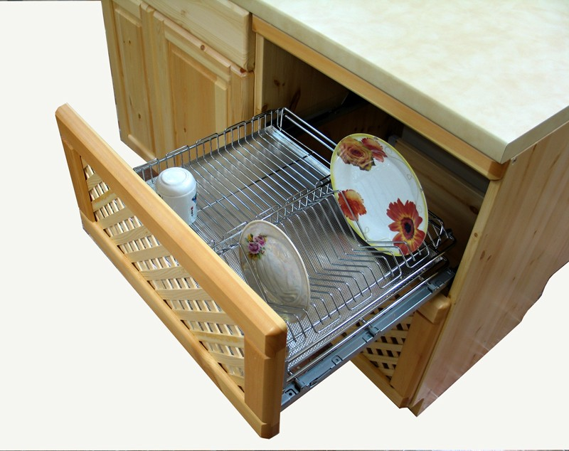 Сушка для посуды в тумбу 60