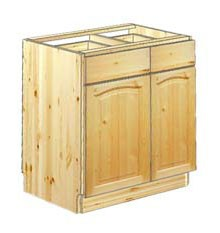 Тумба кухонная 70 см с выдвижными ящиками купить в Москве у производителя
